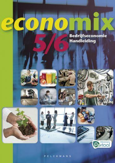 Economix 5/6 Bedrijfseconomie Handleiding (incl. online materiaal)