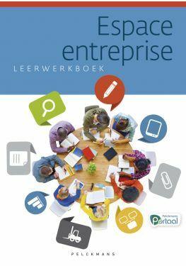 Espace entreprise leerwerkboek