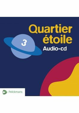 Quartier étoile 3 Audio-cd