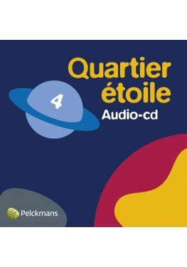 Quartier étoile 4 Audio-cd
