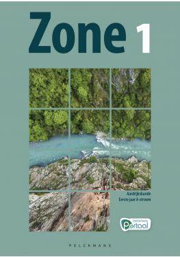 Zone 1 leerwerkboek (inclusief Pelckmans Portaal)