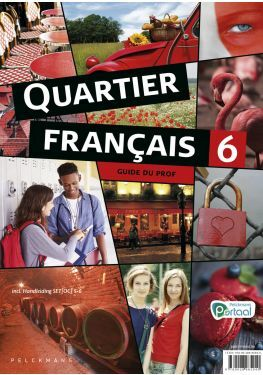 Quartier français 6 / 5/6 SET(OC) Handleiding (incl. Pelckmans Portaal)