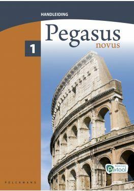 Pegasus novus 1 handleiding (inclusief Pelckmans Portaal en digitaal bordboek)