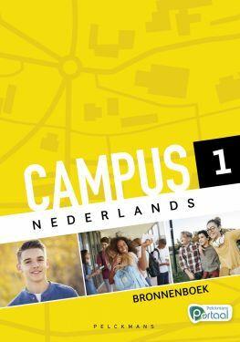 Campus Nederlands 1 bronnenboek (inclusief Pelckmans Portaal)