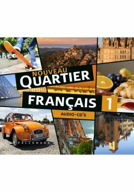 Nouveau Quartier français 1 audio-cd's