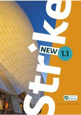 New Strike 1.1 leerwerkboek (inclusief Pelckmans Portaal)