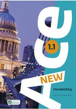 New Ace 1.1 Handleiding (incl. Activity cards, Posters en Pelckmans Portaal)
