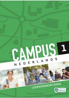 Campus Nederlands 1 leerwerkboek basis (inclusief Pelckmans Portaal)
