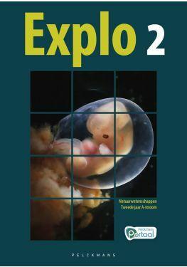 Explo 2 Leerwerkboek (incl. Pelckmans Portaal) (editie 2020)