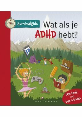 Survivalgids - Wat als je AD(H)D hebt?