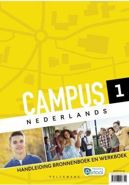 Campus Nederlands 1 Handleiding (incl. Hulpkaarten en Pelckmans Portaal)