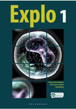Explo 1 handleiding (inclusief posters, Pelckmans Portaal en digitaal bordboek)