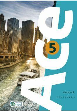 Ace 5 Workbook (inclusief Pelckmans Portaal)