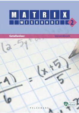 Matrix Wiskunde 2 Getallenleer Leerwerkboek (inclusief vademecum en Pelckmans Portaal)
