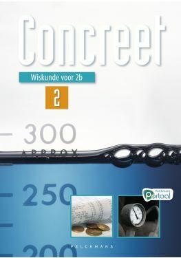Wiskunde Concreet 2 leerwerkboek (editie 2020) (inclusief Pelckmans Portaal)