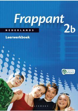 Frappant Nederlands 2b leerwerkboek (editie 2020) (inclusief Pelckmans Portaal)