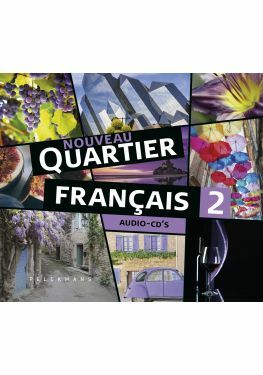 Nouveau Quartier français 2 audio-cd's
