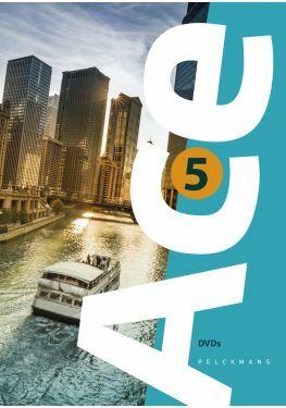 Ace 5 DVDs