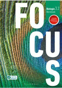 Focus Biologie 3.2 Werkboek (incl. Pelckmans Portaal)