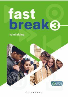 Fastbreak 3 Handleiding (incl. Activity cards, Posters en Pelckmans Portaal)