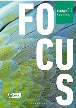 Focus Biologie 3.1 Handleiding (incl. Klasposters en Pelckmans Portaal)
