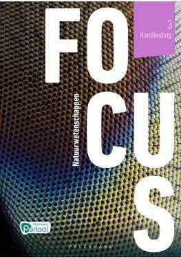 Focus Natuurwetenschappen 3 Handleiding (incl. Klasposters en Pelckmans Portaal)