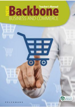 New Backbone Business and Commerce Teacher's Manual (incl. Pelckmans Portaal en digitaal bordboek)