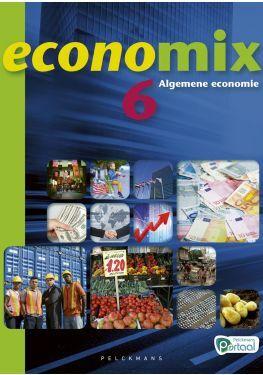 Economix 6 Algemene economie leerwerkboek (inclusief Pelckmans Portaal)