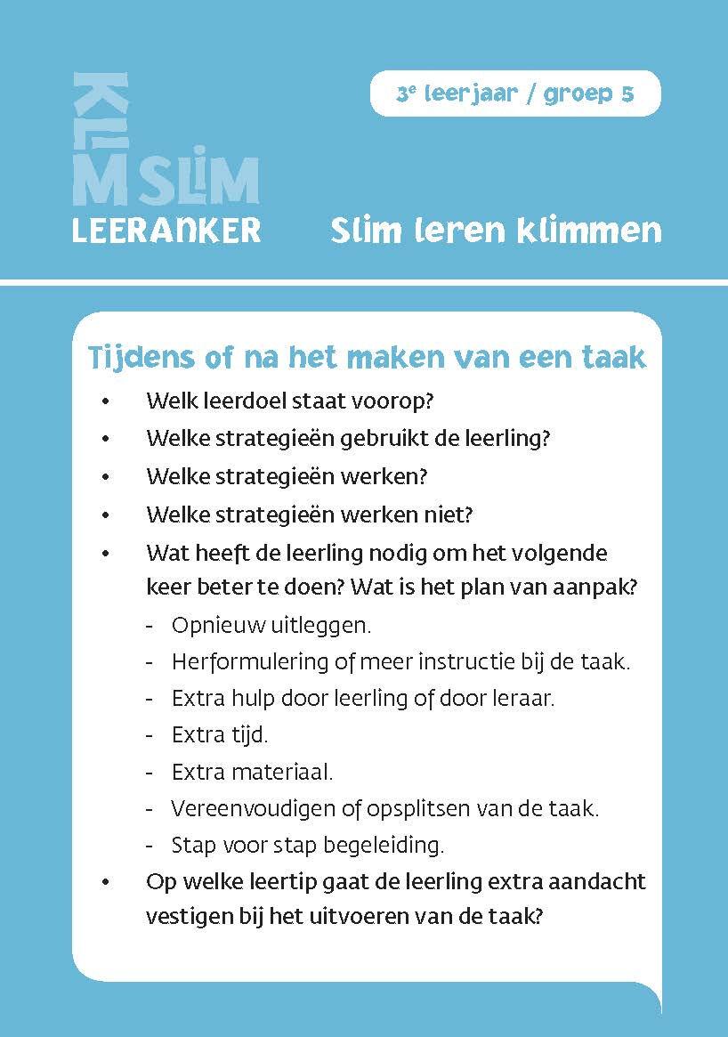 KlimSlim Leeranker