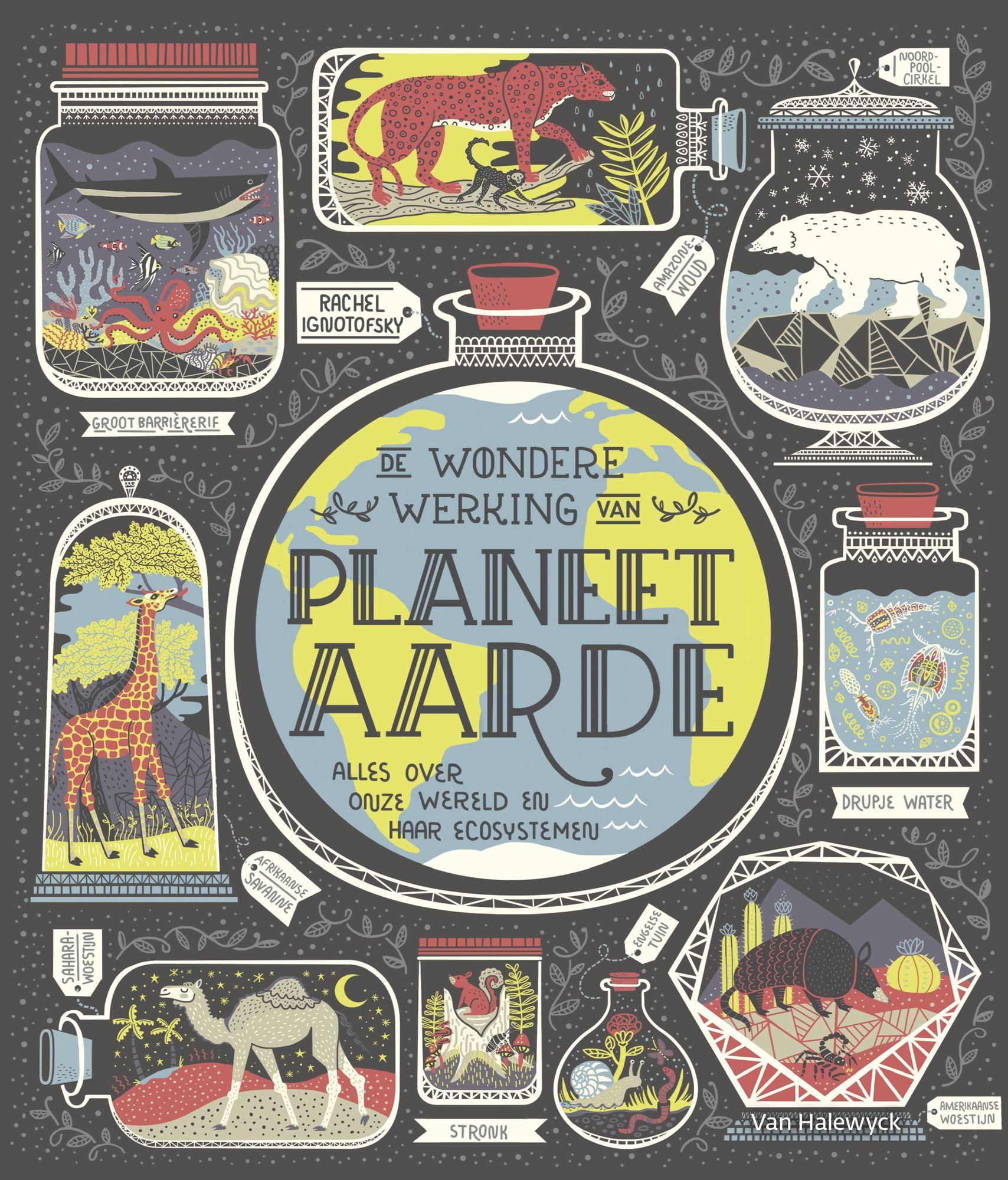 De wondere werking van planet aarde