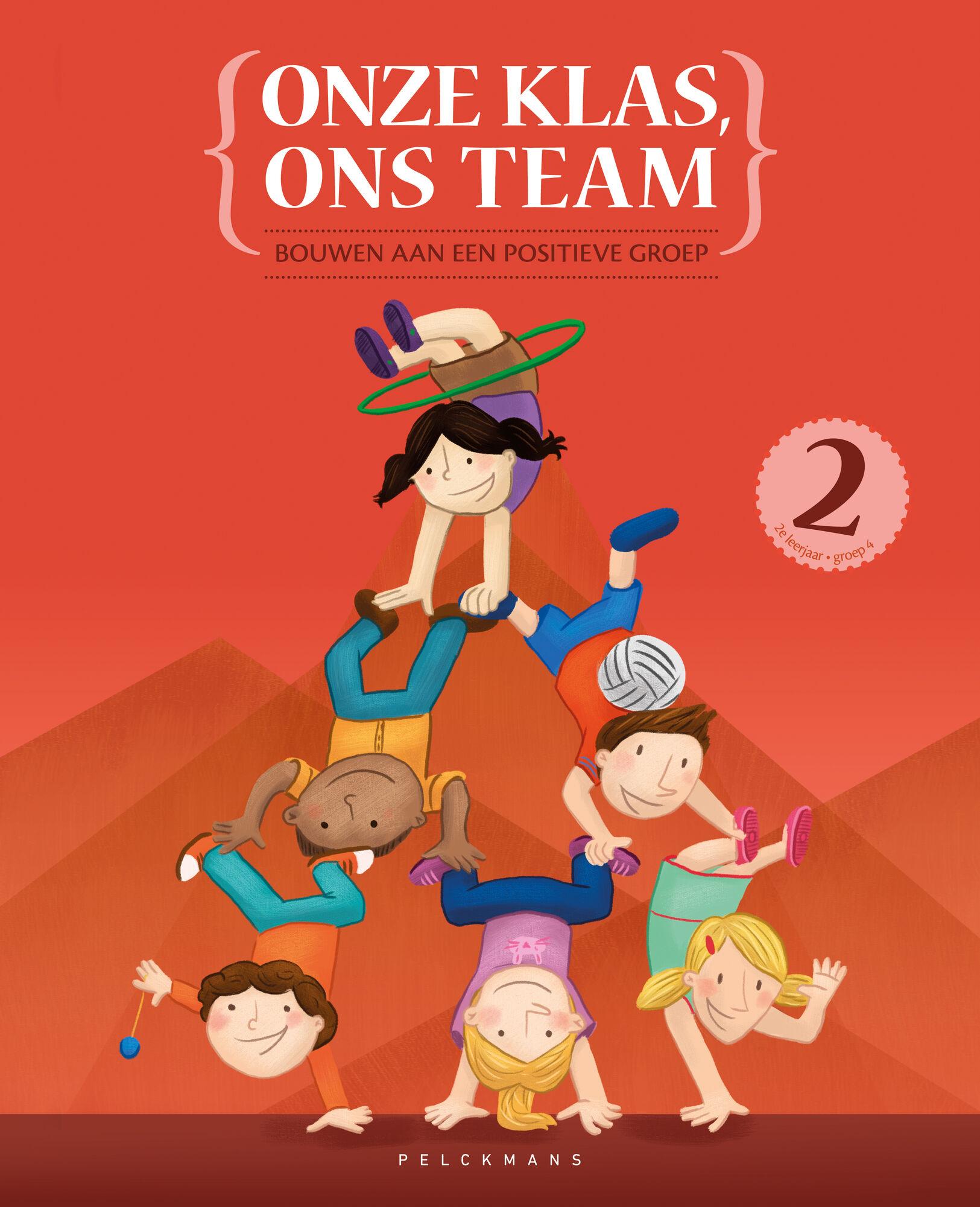 Onze klas ons team