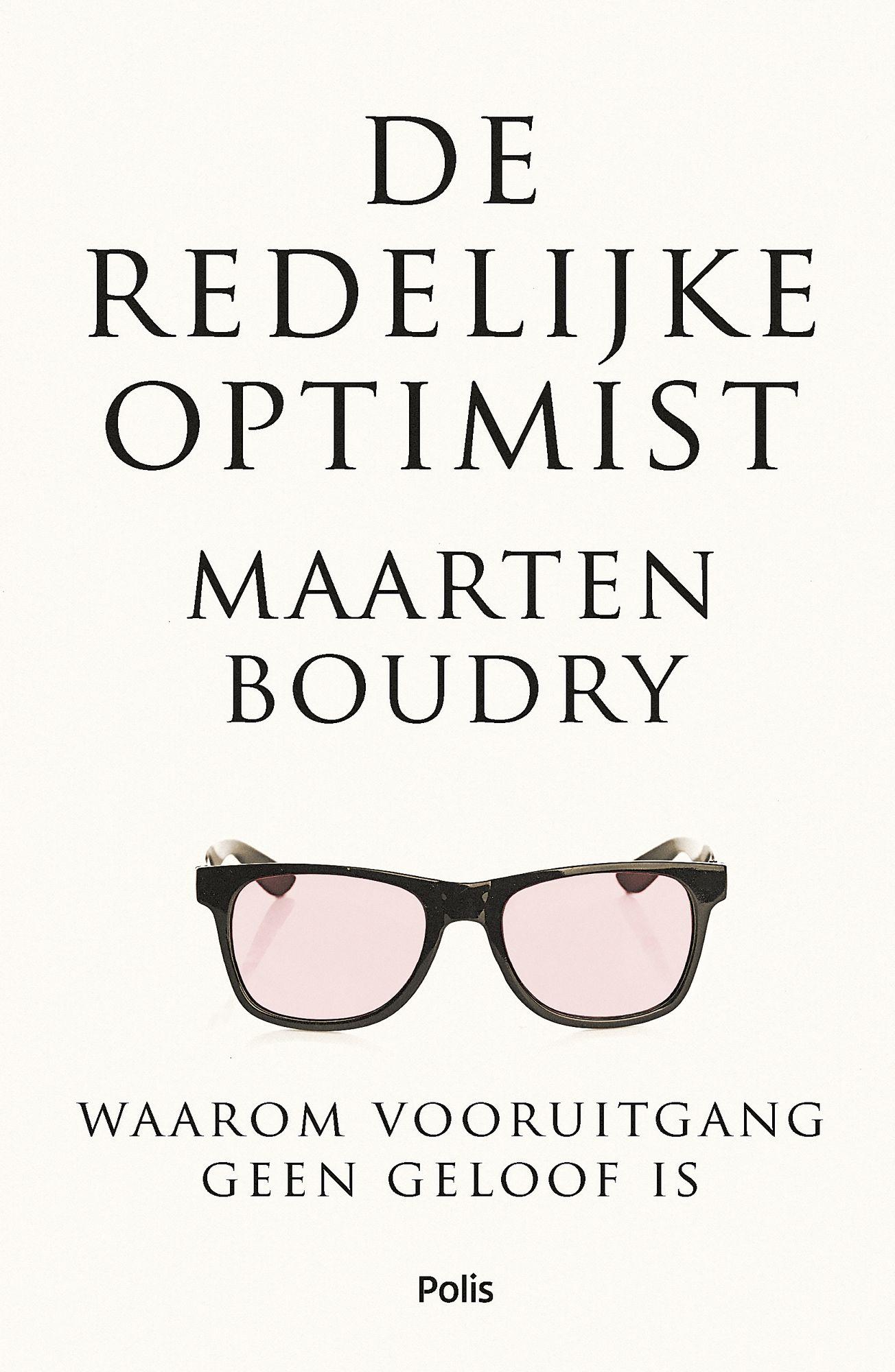 Maarten Boudry - De redelijke optimist