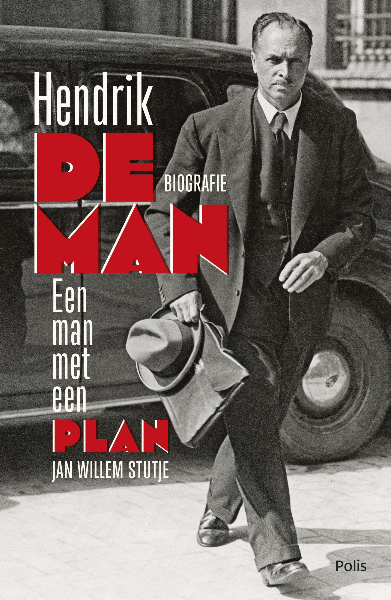 Jan Willem Stutje - Hendrik De Man