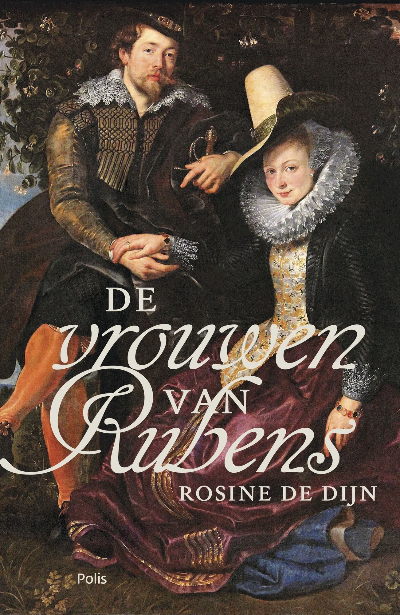 Rosine De Dijn - De vrouwen van Rubens