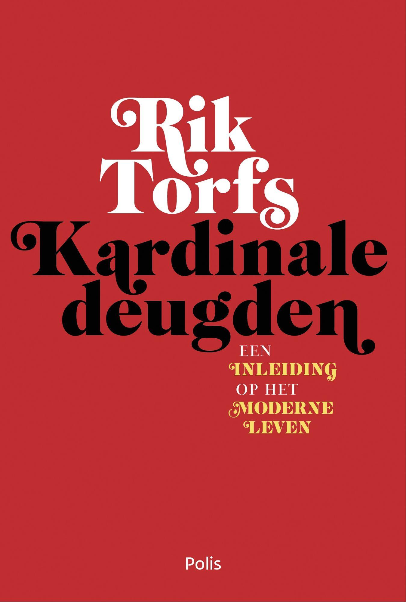 Rik Torfs - Kardinale deugden
