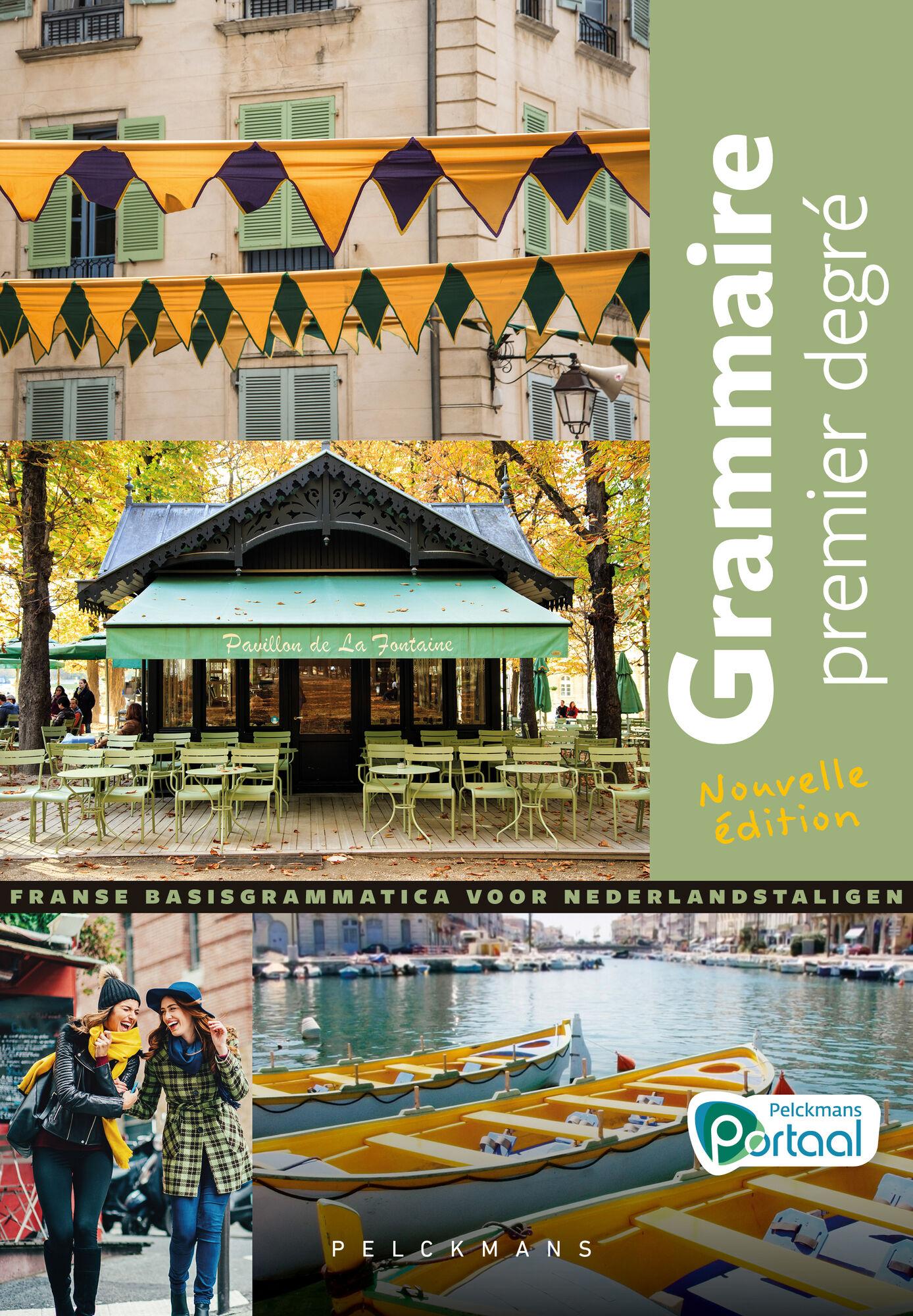 Grammaire premier degré Nouvelle édition