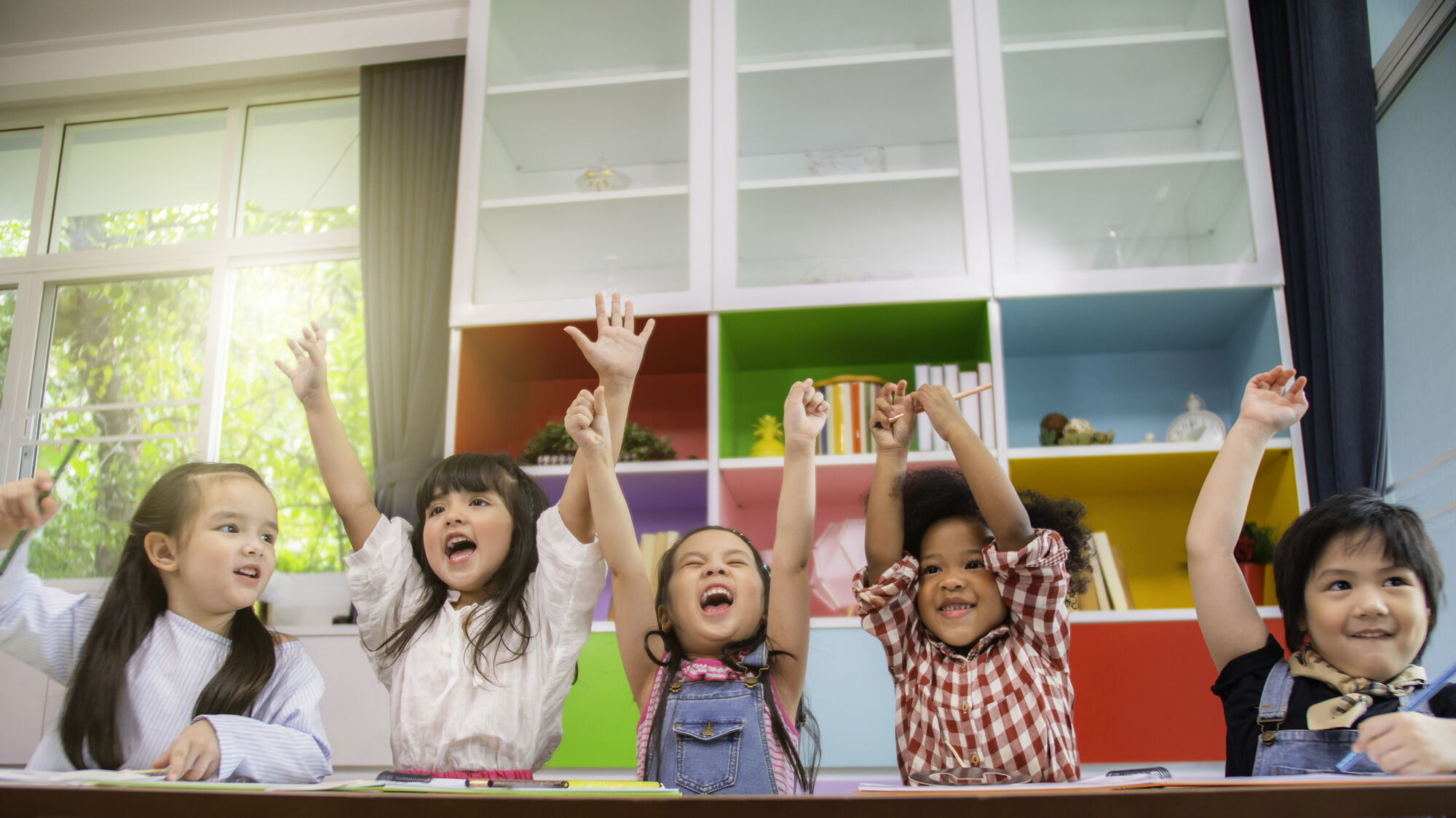 Muzische vorming in de kleuterschool