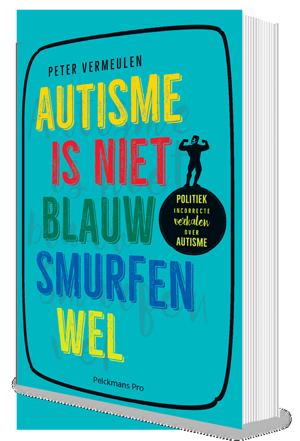 Autisme is niet blauw, smurfen wel