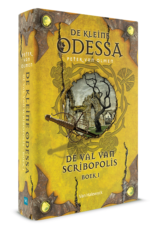 De kleine Odessa: de val van Scribopolis